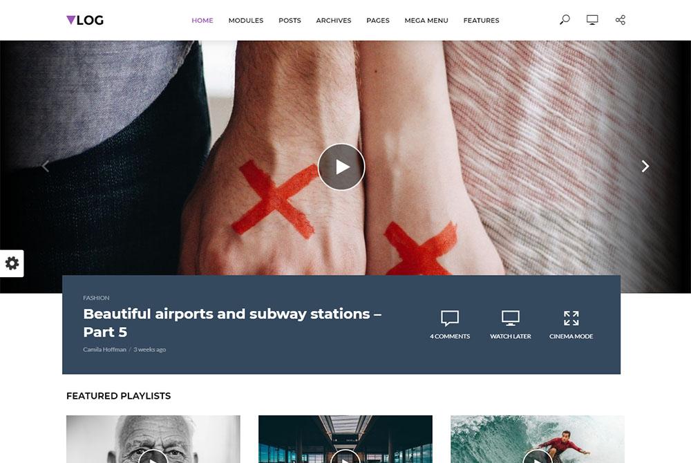 Best Blogging WordPress Themes 2019 - ThemezHut