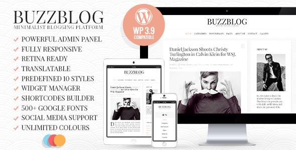 Best WordPress Personal Blog Themes - ThemezHut