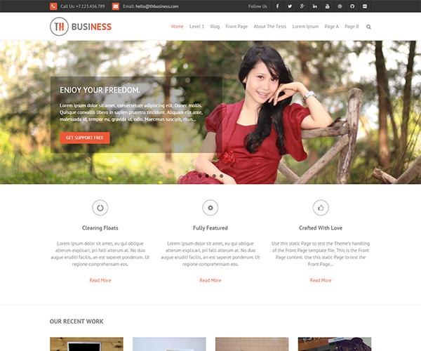 THBusiness-WordPress-Theme2