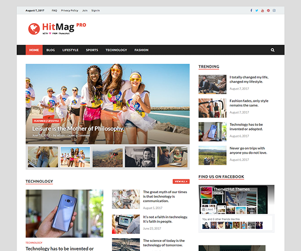 HitMag Pro View