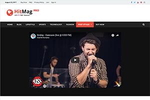 HitMag Pro Font Options